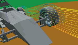 VWT F1 car Stream