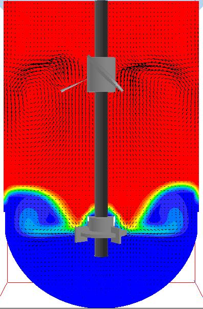 Anaerobic Stirred Tank Reactor